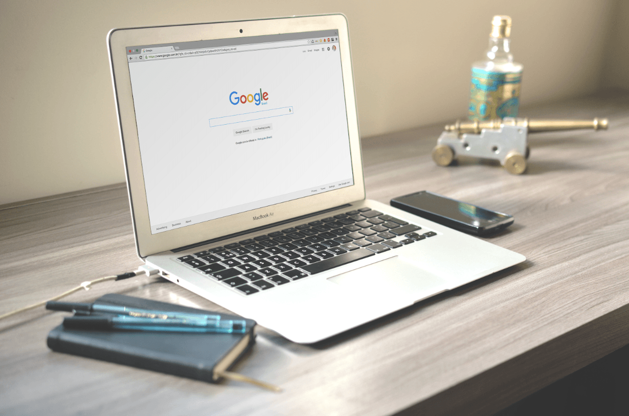 Get found in search results with content marketing