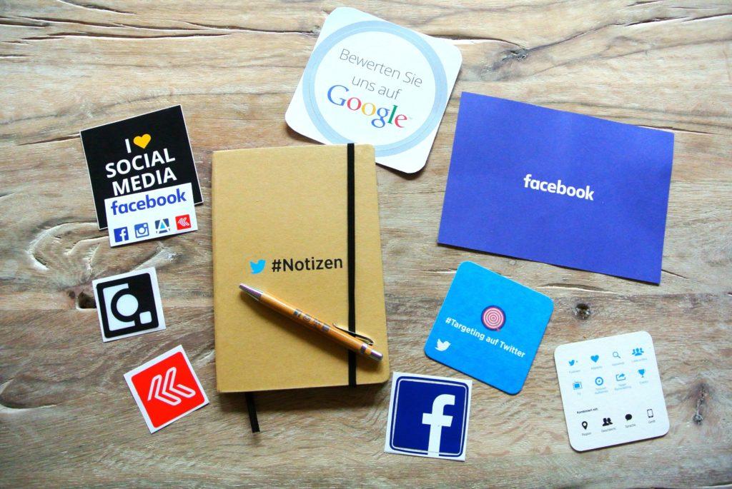 Choosing right social media channels